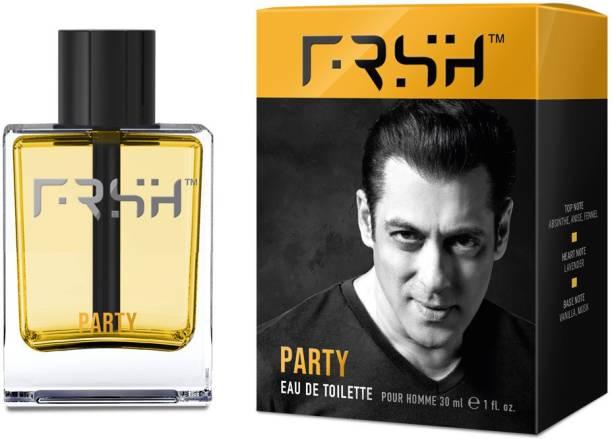 Frsh By Salman Khan Eau De Toilette Party 30ml Eau de Toilette  -  30 ml