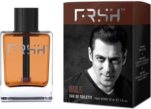 Frsh By Salman Khan Eau De Toilette Rule 30ml Eau de Toilette  -  30 ml