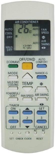 Pizora Remote 29B compatible for Panasonic Split & Window AC Remote Control Remote Controller