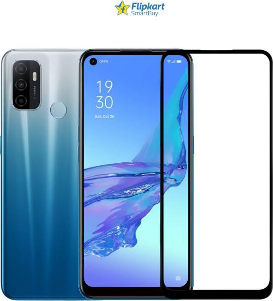 Flipkart SmartBuy Edge To Edge Tempered Glass for Realme 6, Realme 6i, Realme 7, Realme 7i, Realme Narzo 20 Pro, Vivo Z1 Pro, Oppo Reno2 F, OPPO Reno 2z, Oppo A52, Realme Narzo 30 Pro, Samsung A21s, Oppo A33, Oppo A53, Realme 8 5G, Realme Narzo 30 4G, Realme Narzo 30 5G, Realme 8s 5G, Realme 8i