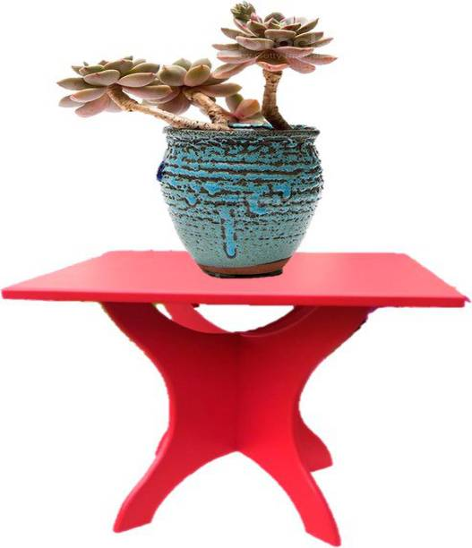 the ncs group Solid Wood Side Table