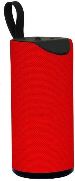 Creative Dizayn TG113 SUPER BASS BLUETOOTH SPEAKER-RED 10 W Bluetooth Speaker