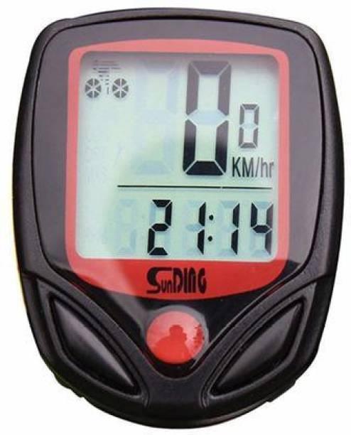 Craft Bunny LCD Stopwatch, Cycling Speedometer, Computer Speed Bicycle Meter Odometer. Digital Speedometer