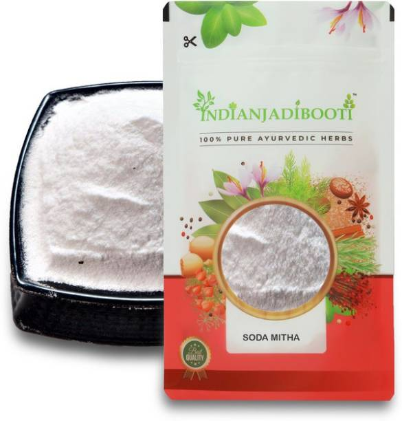 IndianJadiBooti Soda Mitha, 100 Grams Pack