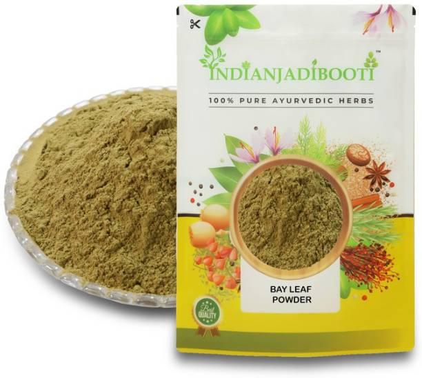 IndianJadiBooti Tej Patta Powder - Tejpatta Powder - Bay Leaf Powder - Cinnamomum Tamala, 900 Grams