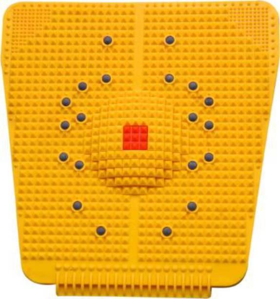 netclub Acupressure Mat Stress Pain Relief Accupressure mat foot mat yoga mat fitness mat 6 mm Accupressure Mat