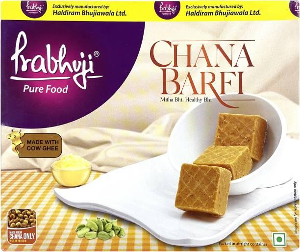 PRABHUJI PURE FOOD Chana Barfi Box