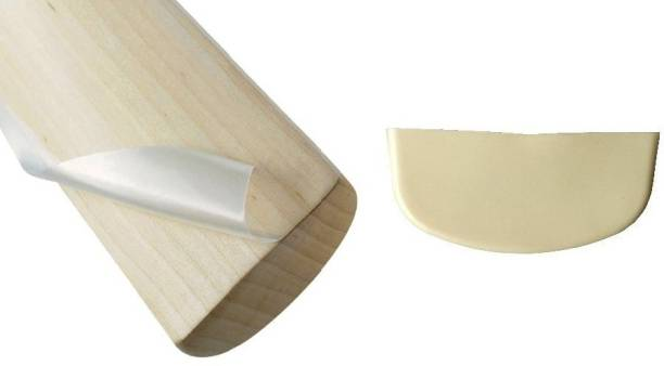Woody White Toe Gaurd With Scuff sheet x5 Cricket Bat Toe Guard