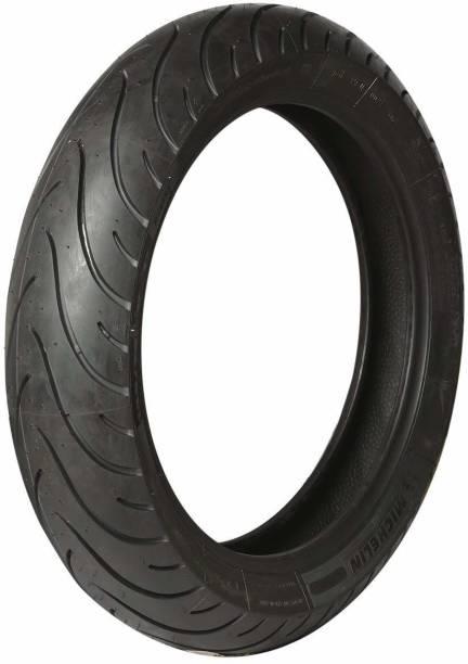 Michelin PILOT STREET 2 TUBELESS FRONT Tyre. Size: 100 80 17 100 80 17 Rear Tyre