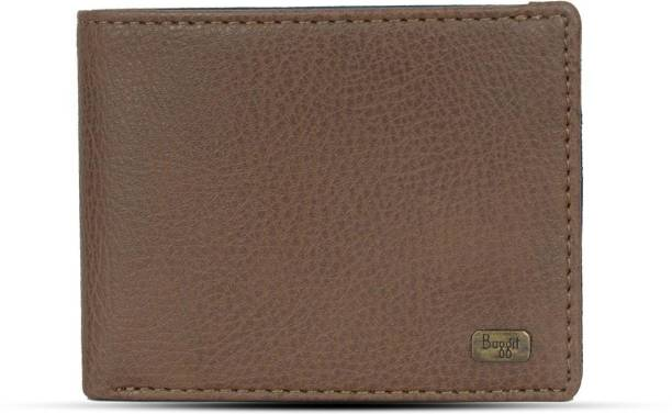 Baggit Men Yellow Artificial Leather Wallet