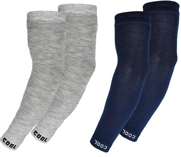 Aadikart Cotton Arm Sleeve For Men & Women