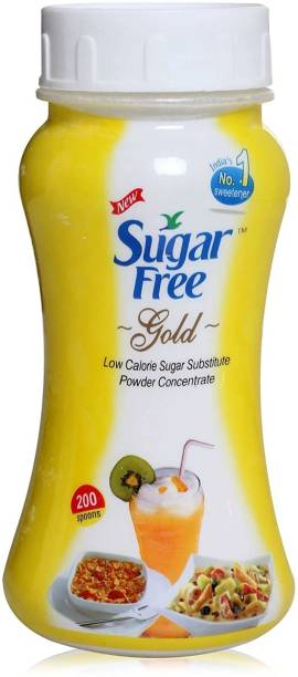 Sugar free S Free Gold jar 100 gm Sweetener