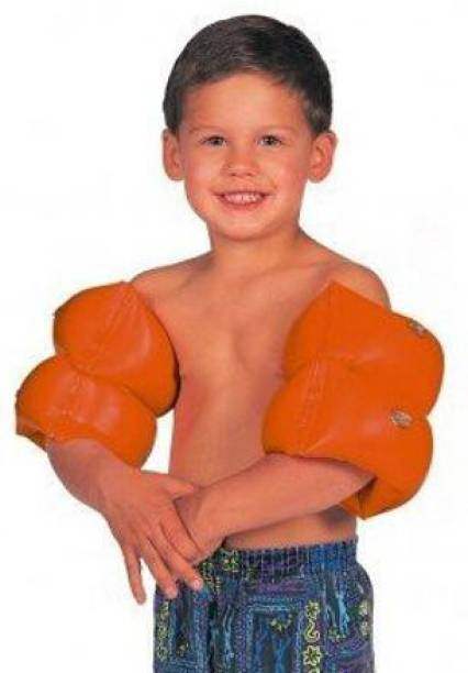 Royals Swimming Stuff for Kids (Arm Float Big, 6 to 12 Years) Inflatable Arm Floating Bands
