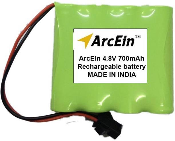 ArcEin 4.8V - 700mAh Rechargeable  Battery