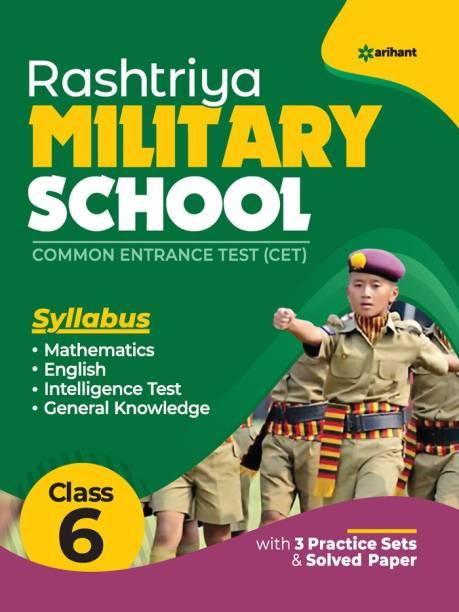 Rashtriya Military School Class 6 Guide 2021