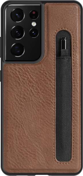 NIILLKIN Back Cover for Samsung Galaxy S21 Ultra