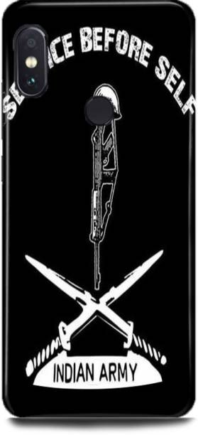 Rockyard Back Cover for Redmi Note 5 Pro, indian,army,soldier,Army,Uniform,Military,Como,Comoflage,Dress,code,