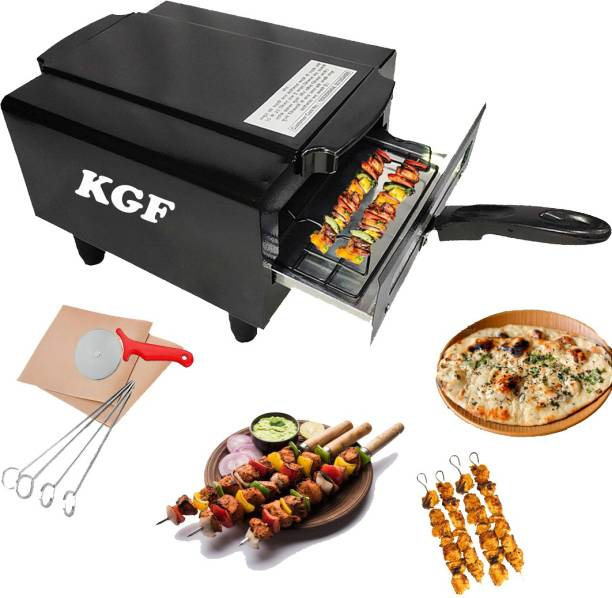 """KGF """"10 Inches"""" 1500W Home & Kitchen Electric tandoor & barbeque grill tandoor Electric Tandoor Electric Tandoor"""