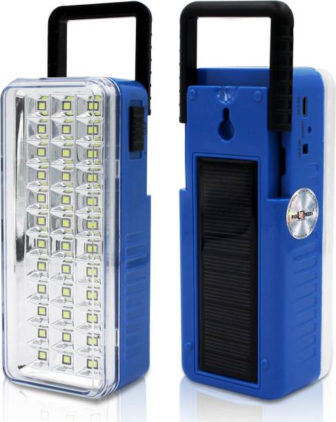 Make Ur Wish Small Solar High Quality 36 High-Bright LED Light with Android Charging Support Rechargeable Emergency Light Lantern Emergency Light