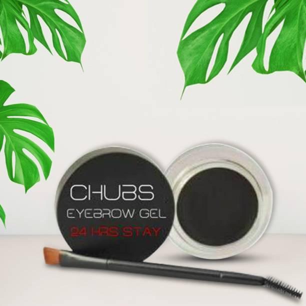 Chubs Eyebrow Gel with brush 4 g