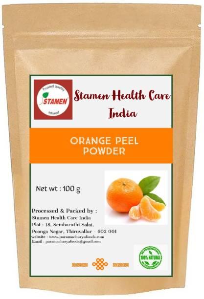 Stamen Health Care India Orange Peel Powder