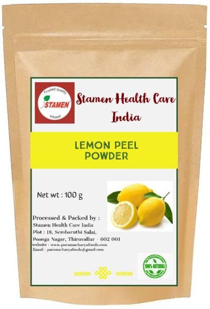 Stamen Health Care India Lemon Peel Powder
