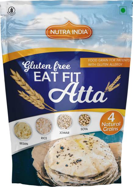 Nutra India Eat Fit Gluten Free Flour