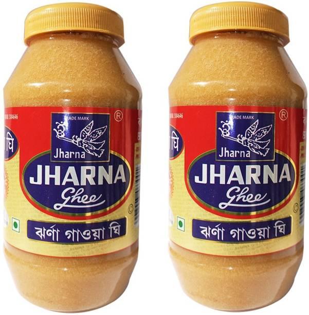 JHARNA Ghee - Gawa Ghee Ghee 1000 g Plastic Bottle