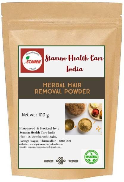 Stamen Health Care India Herbal Hair Removal Powder Cream