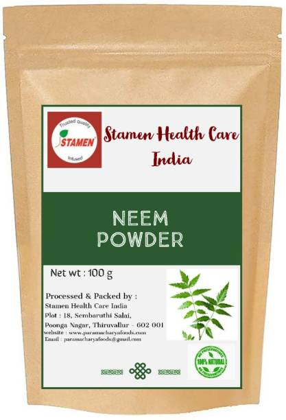 Stamen Health Care India Neem Powder