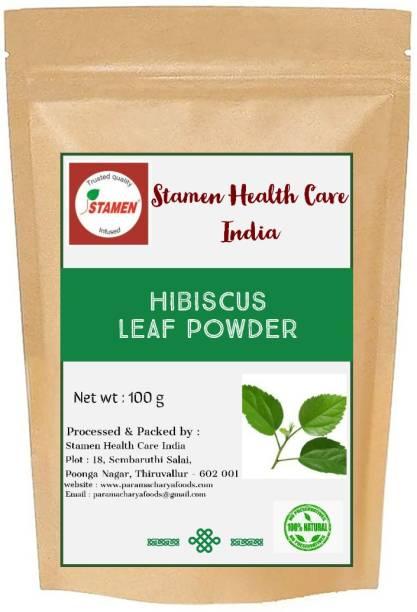 Stamen Health Care India Hibiscus Leaf Powder