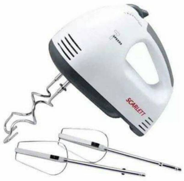 RICH OLIVE 7 speed beater,Stand Mixer, Electric Whisk,Hand mixer, Egg beater 180 W Stand Mixer, Electric Whisk, Hand Blender