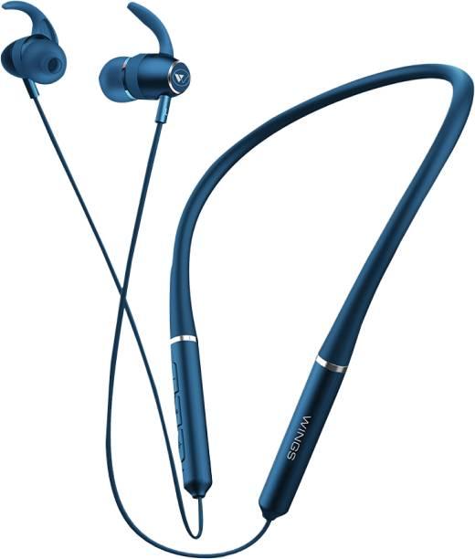 Wings WL-ELEVATE-BLU Bluetooth Headset