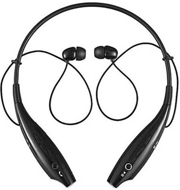 Mannat HBS-730 Extra Bass Sound Quality Bluetooth Headset Bluetooth Headset