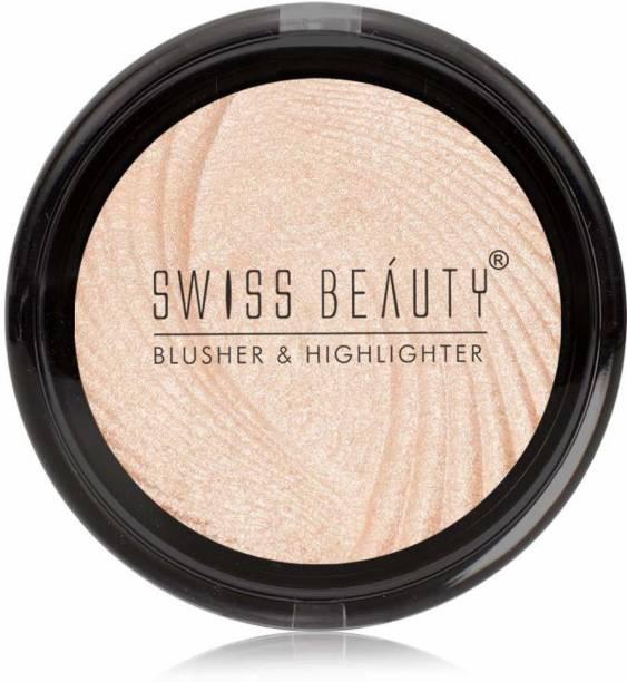 SWISS BEAUTY BAKED HIGHLIGHTER SB-801 Shade 05 Highlighter