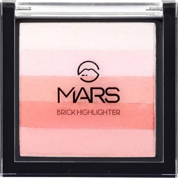 MARS Highlighter Blusher Brick Highlighter