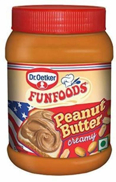 FUN FOODS Peanut Butter Creamy 925 Gram 925 g