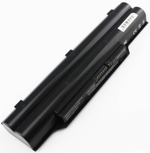SellZone Battery For Laptop Fujitsu LifeBook A530 A531 AH530 6 Cell Laptop Battery