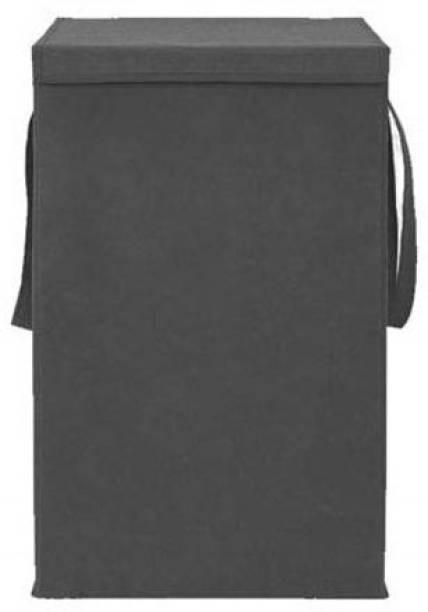 whitekrafts 75 L Black Laundry Basket