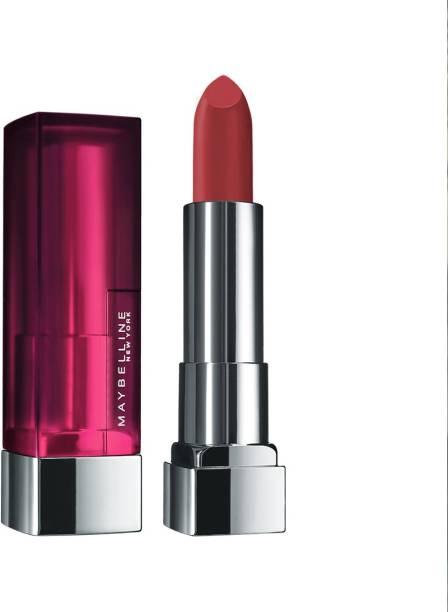 MAYBELLINE NEW YORK Color Sensational Creamy Matte Lipstick, 807 Dried Rose, 3.9g
