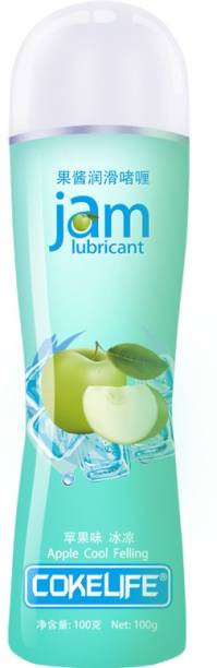Aayatouch DRFT Silk Touch Edible lube (Apple (Green) Lubricant