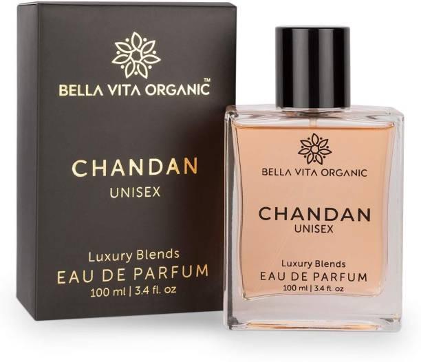 Bella vita organic Chandan Perfume For Men & Women with Long Lasting Exotic Fragrance of Sandalwood, 100 ml Perfume  -  100 ml