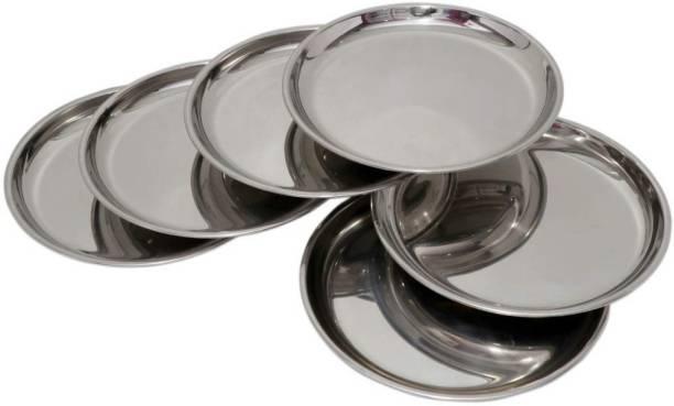 "D S 10.5"" PLAIN HIGH QUALITY Dinner Plate"