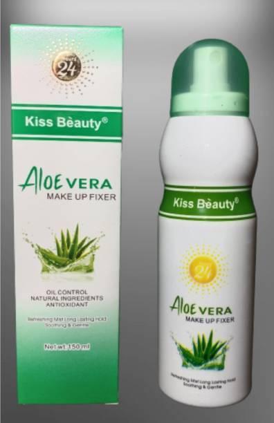Kiss Beauty ALOEVERA MAKE UP FIXER Primer  - 150 ml