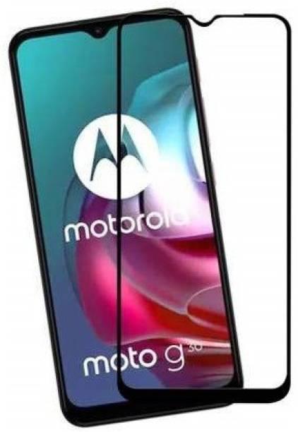 Bodoma Edge To Edge Tempered Glass for Motorola G30