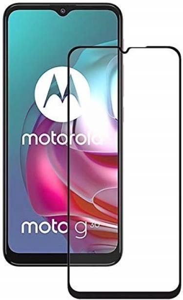 Bodoma Edge To Edge Tempered Glass for Moto G30