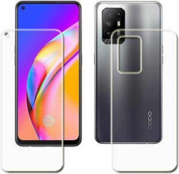 PR SMART Front and Back Tempered Glass for Oppo F19 Pro Plus