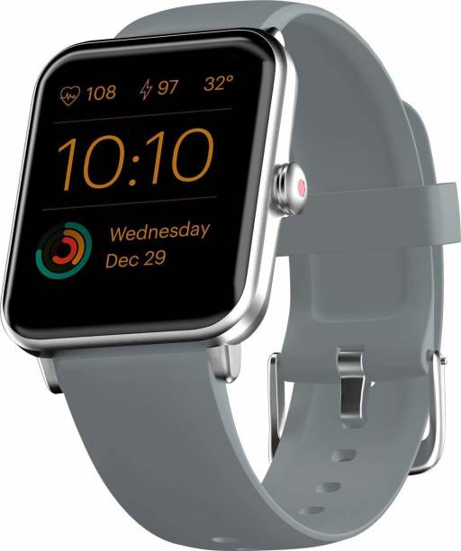 LIGHTWINGS Tempered Glass Guard for Noise ColorFit Pro 3 Smart Watch