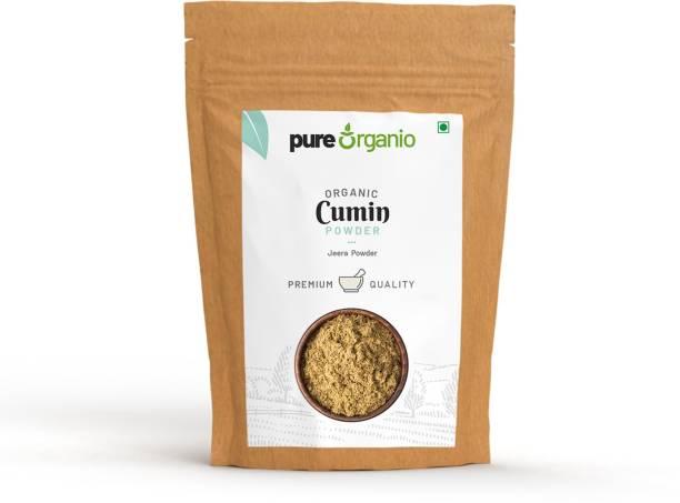 Pure Organio organic cumin powder