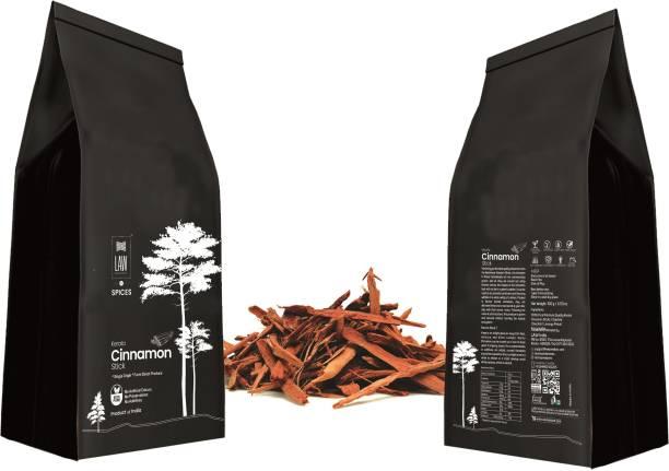 looms & weaves Original Sri Lankan Cinnamon from Kerala (Dalchini Stick) 100 gm (Homestead Produce) - FREE DELIVERY